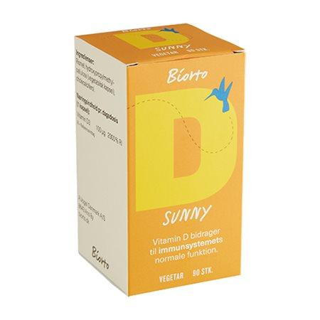 D-vitamin Biorto