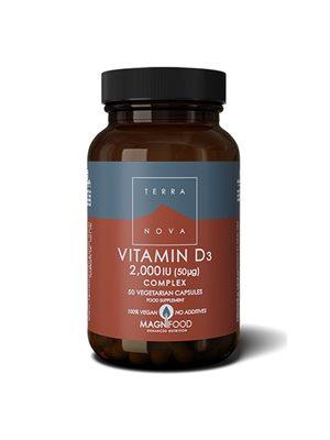 D3 vitamin 2000 IU