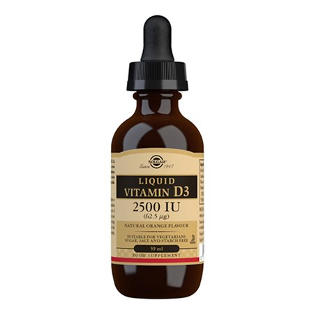D3-vitamin flydende