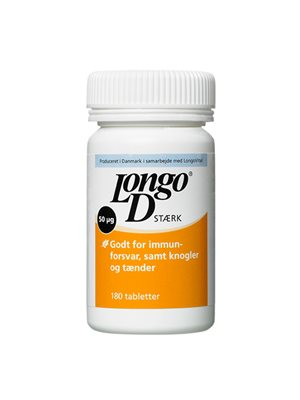D3 -vitamin Longo