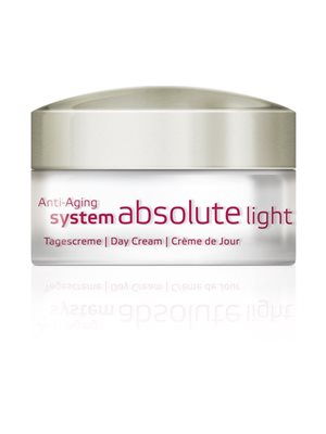 Day cream light anti age  System Absolute Annemarie Börlind
