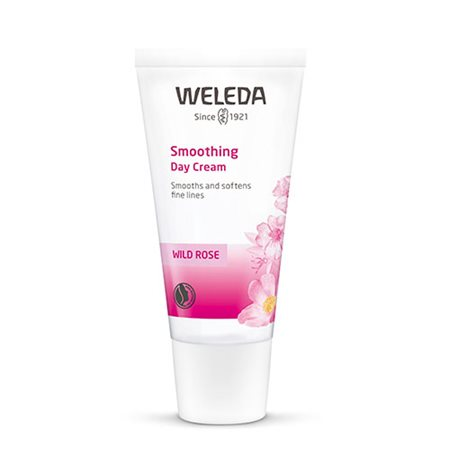 Day Cream Smooting Wild  Rose Weleda
