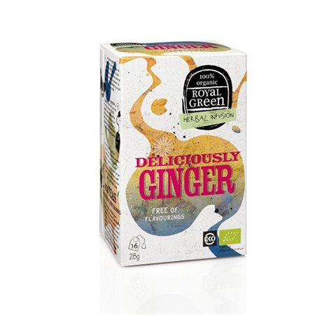 Deliciously Ginger te Ø