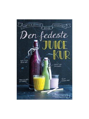 Den fedeste juicekur BOG Forfatter: Martin & Zennie Bonde Mogensen