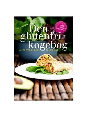 Den glutenfri kogebog bog Forf: Anette Harbech Olesen, Lone Bang