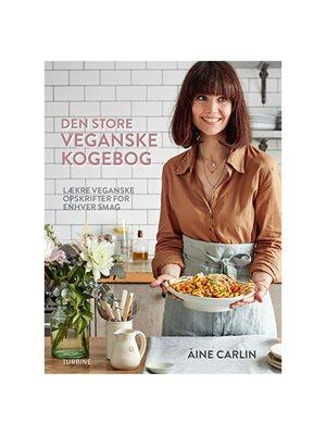 Den store veganske kogebog Forfatter: Àine Carlin
