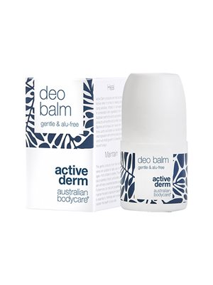 Deo Balm - gentle and alu free