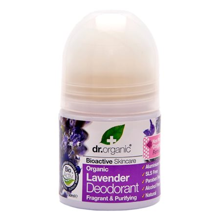 Deo roll on Lavender Dr.  Organic
