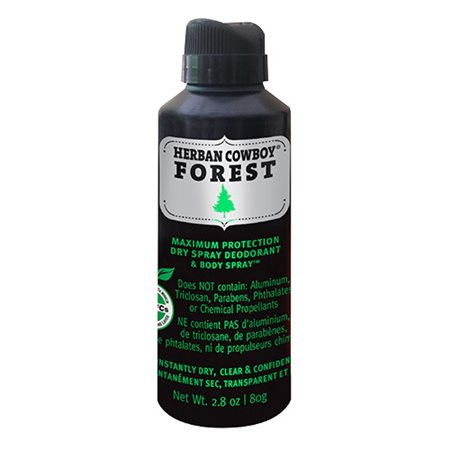Deo Spray FOREST