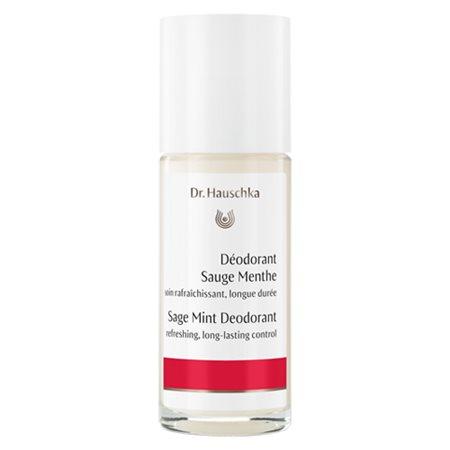 Deodorant Sage Mint roll-on Dr.Hauschka