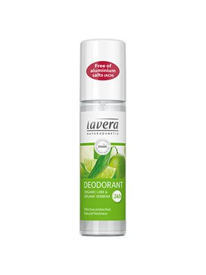 Deodorant Spray Lime Sensation jernurt, lime Lavera Body & Wellness Care