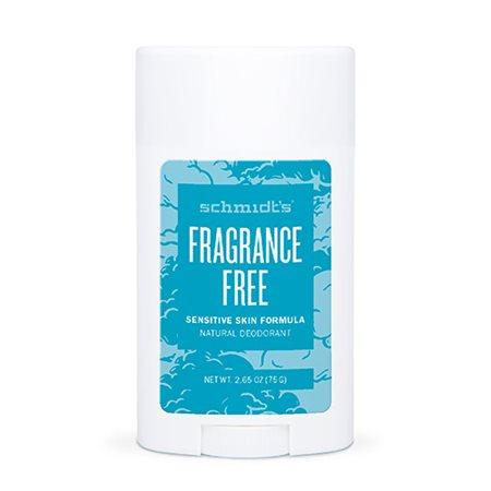 Deodorant stick Fragrance-Free. Sensitiv hud Schmidt's