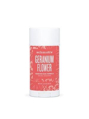 Deodorant stick Geranium Sensitiv hud Schmidt's