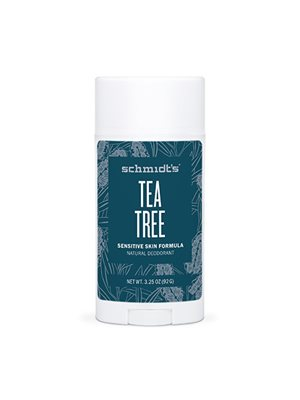 Deodorant stick Tea Tree Sensitive hud Schmidt's