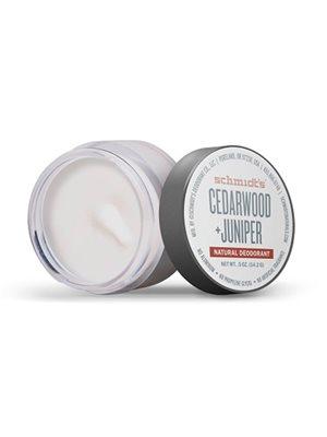 Deodorantcreme Cedarwood+ Juniper Schmidt's natural rejsestr