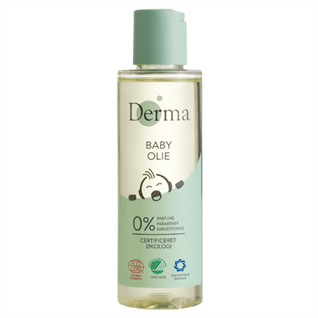 Derma Eco baby olie