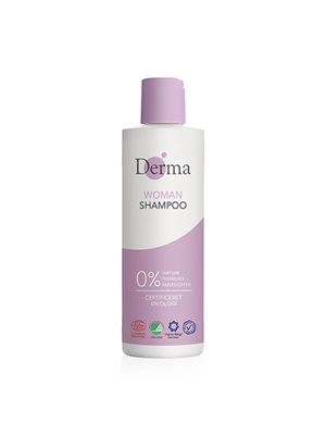 Derma Eco woman shampoo