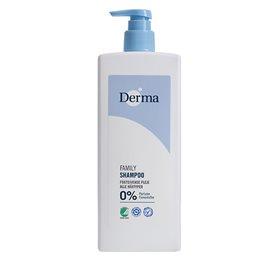 Derma Family shampoo   (svanemærket)