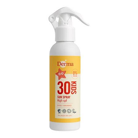 Derma kids solspray SPF 30