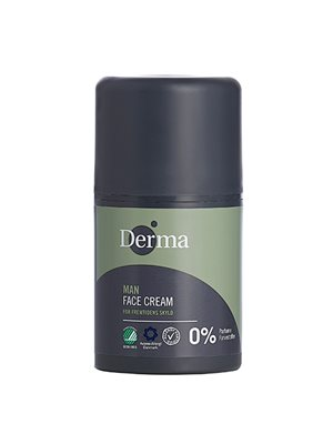 Derma Man face cream