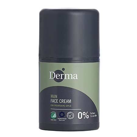 Derma Man face cream