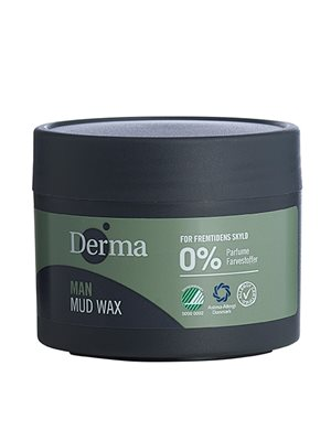 Derma Man mud wax