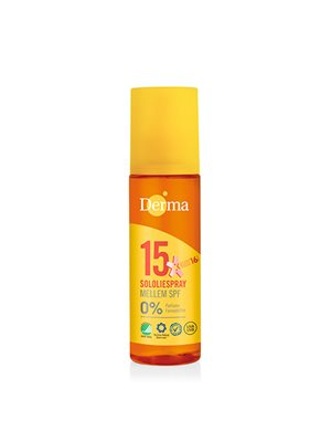 Derma sololie spray SPF 15