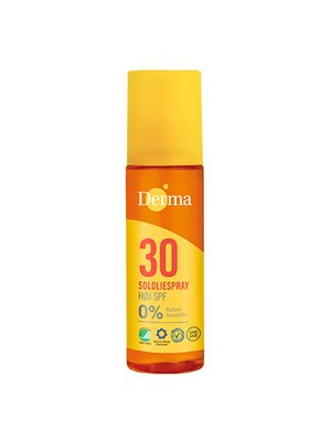 Derma sololie spray SPF 30