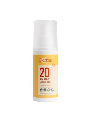 Derma solspray spf 20