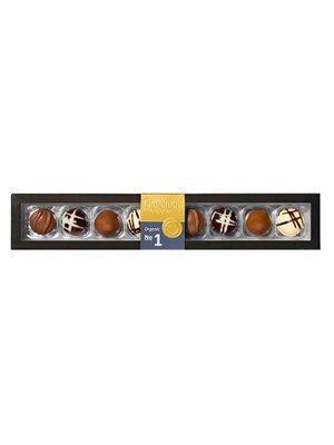 Dessertæske No1 Ø 8. stk. fyldte chokolader