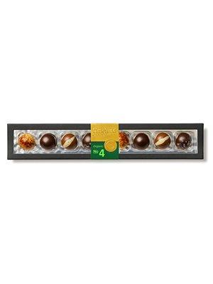 Dessertæske No4 Ø 8 stk. fyldte chokolader