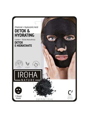 Detox black tissue mask