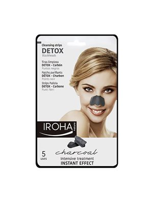 Detox cleansing strips