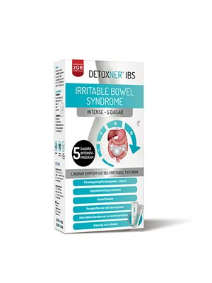Detoxner Intense 5 dageskur IBS