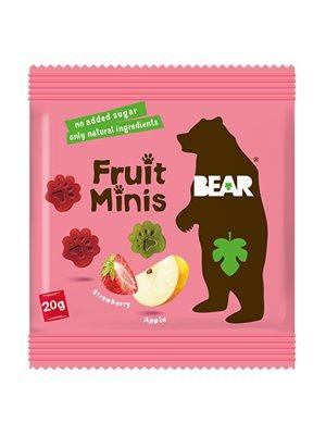 Dino Paws jordbær & æble Bear