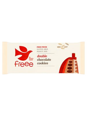 Double Chocolate Cookies Ø