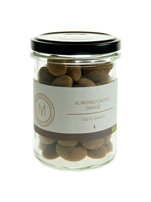 Dragé almond/cacao Ø