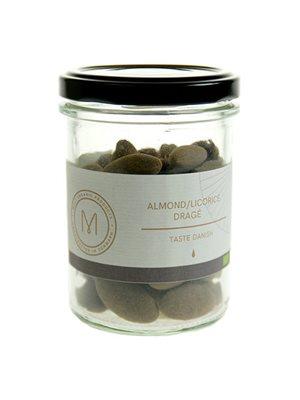 Dragé almond/licorice Ø