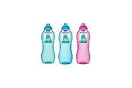 Drikkedunk 460 ml Twist'n sip Blå, pink, grøn, lilla. Sistema