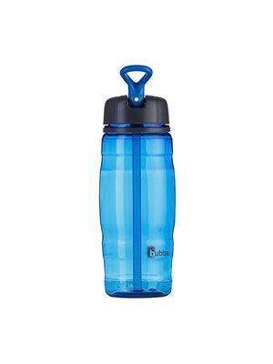 Drikkedunk 720 ml blå sport med indbygget sugerør