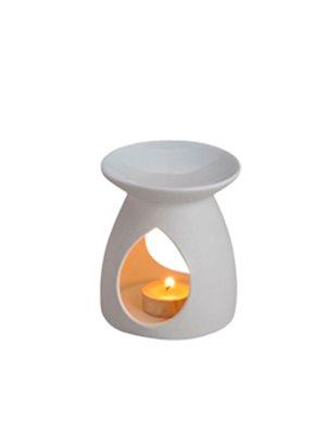 Duftlampe Dråben Plain H: 10 cm / B: 12 cm