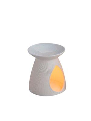 Duftlampe Dråben Wood H: 10 cm / B: 12 cm
