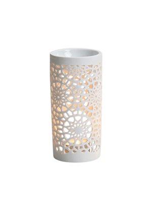 Duftlampe Stjernen Hvid H: 14 cm / B: 7 cm