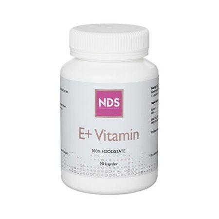 E+ E-vitamin