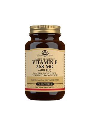 E vitamin 268 mg