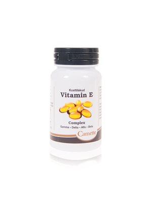 E vitamin complex