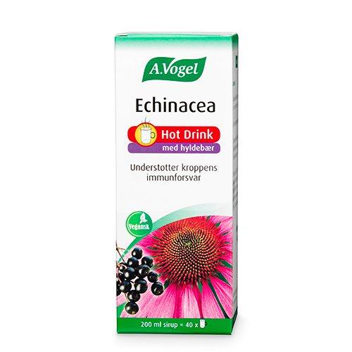 Billede af Echinacea Hotdrink m. Hyldebær