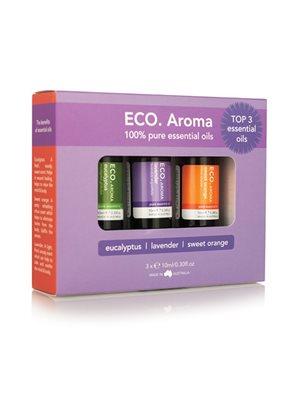 ECO Aroma Trio Top 3  3x10ml