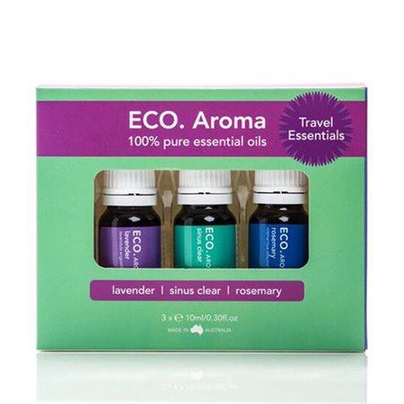 ECO Aroma Trio Travel  Essentials 3x10ml