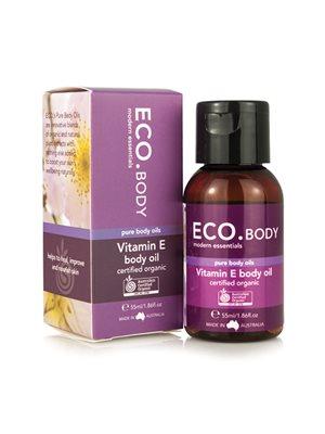 ECO Body Oil Vitamin E